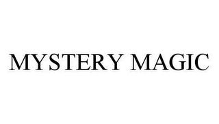 mark for MYSTERY MAGIC, trademark #78435668