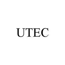 mark for UTEC, trademark #78436131