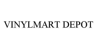 mark for VINYLMART DEPOT, trademark #78437753