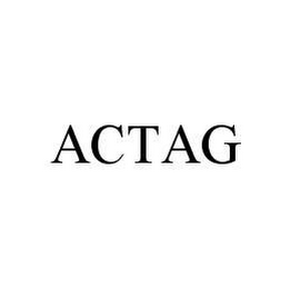 mark for ACTAG, trademark #78438931