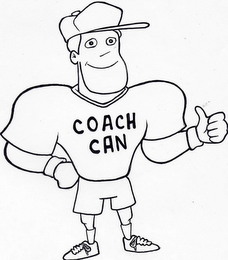 mark for COACH CAN, trademark #78438939