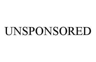mark for UNSPONSORED, trademark #78439584