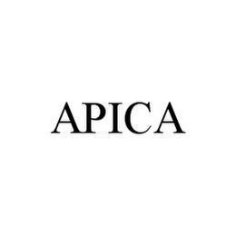mark for APICA, trademark #78439755