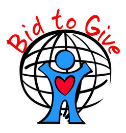 mark for BID TO GIVE, trademark #78439766