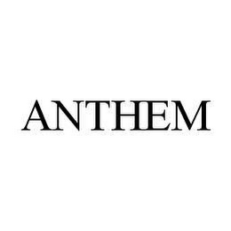 mark for ANTHEM, trademark #78439807