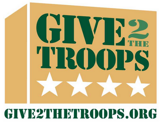 mark for GIVE2THETROOPS GIVE2THETROOPS.ORG, trademark #78439942