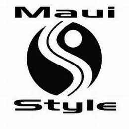 mark for MAUI STYLE, trademark #78440321