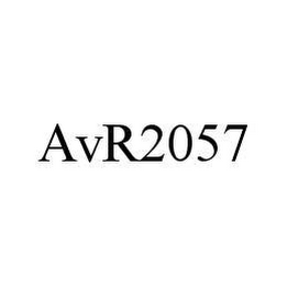 mark for AVR2057, trademark #78440803