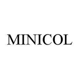 mark for MINICOL, trademark #78442255