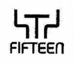 mark for FIFTEEN, trademark #78442437