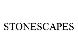 mark for STONESCAPES, trademark #78444555