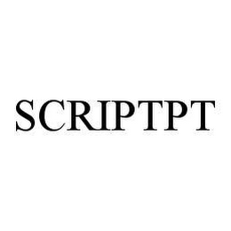 mark for SCRIPTPT, trademark #78444791