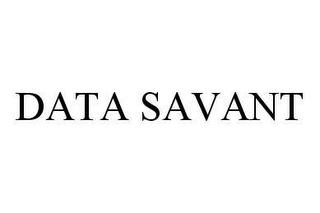 mark for DATA SAVANT, trademark #78445636