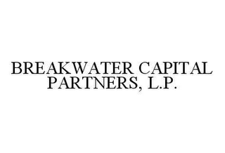 mark for BREAKWATER CAPITAL PARTNERS, L.P., trademark #78446579