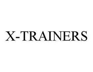 mark for X-TRAINERS, trademark #78447919