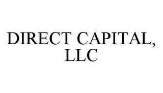 mark for DIRECT CAPITAL, LLC, trademark #78448644