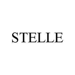 mark for STELLE, trademark #78449412