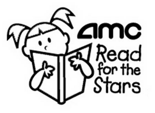 mark for AMC READ FOR THE STARS, trademark #78450011