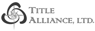 mark for TITLE ALLIANCE, LTD. T.A., trademark #78450592