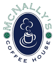 mark for MCNALLY'S COFFEE HOUSE, trademark #78450988