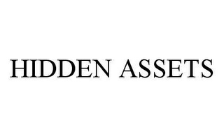 mark for HIDDEN ASSETS, trademark #78452108