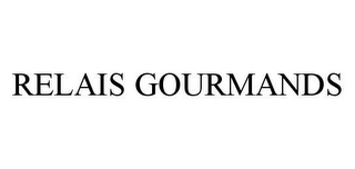mark for RELAIS GOURMANDS, trademark #78452459