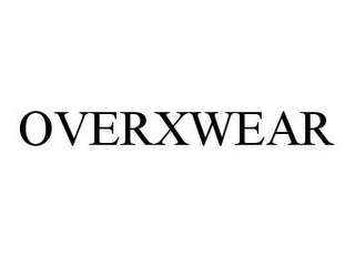 mark for OVERXWEAR, trademark #78453060