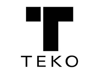 mark for T TEKO, trademark #78453271
