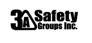 mark for 3A SAFETY GROUPS INC., trademark #78453647