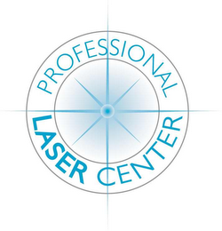 mark for PROFESSIONAL LASER CENTER, trademark #78453966