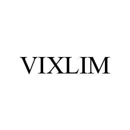 mark for VIXLIM, trademark #78454703