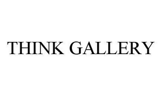 mark for THINK GALLERY, trademark #78454971