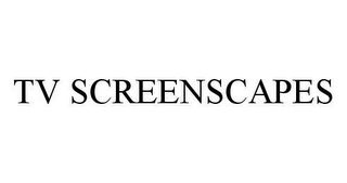 mark for TV SCREENSCAPES, trademark #78455090