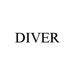 mark for DIVER, trademark #78455577