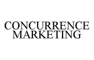 mark for CONCURRENCE MARKETING, trademark #78456775