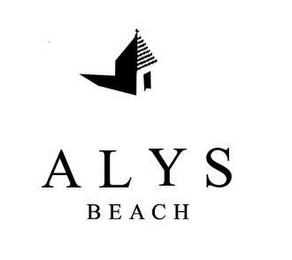 mark for ALYS BEACH, trademark #78458002