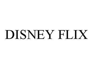 mark for DISNEY FLIX, trademark #78458041