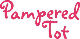 mark for PAMPERED TOT, trademark #78458408