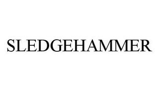 mark for SLEDGEHAMMER, trademark #78459559