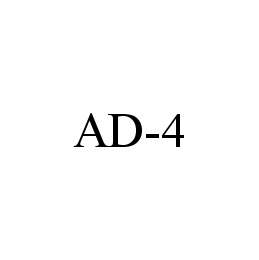 mark for AD-4, trademark #78459726