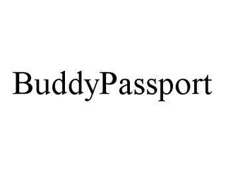 mark for BUDDYPASSPORT, trademark #78459824