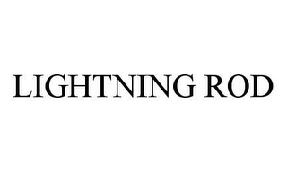 mark for LIGHTNING ROD, trademark #78459901