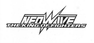 mark for THE KING OF FIGHTERS NEOWAVE, trademark #78460717