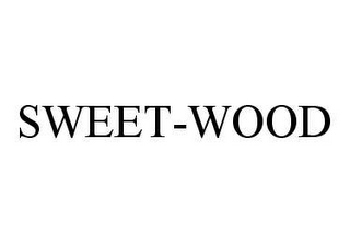 mark for SWEET-WOOD, trademark #78461180