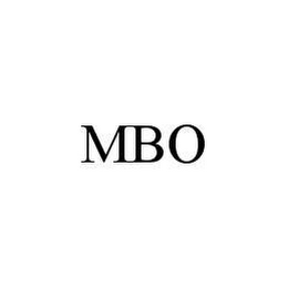 mark for MBO, trademark #78461606