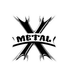 mark for METAL, trademark #78461740