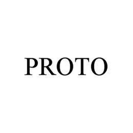 mark for PROTO, trademark #78463196