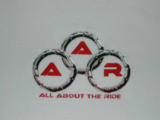 mark for AAR ALL ABOUT THE RIDE, trademark #78463894