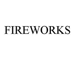 mark for FIREWORKS, trademark #78464448
