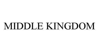 mark for MIDDLE KINGDOM, trademark #78465016